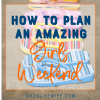 Plan an amazing girls weekend and get back to your best self. Relax, eat, drink and have fun!