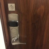 For Shabbat the hotel proivdes keys so people do not need to use the electonic keys
