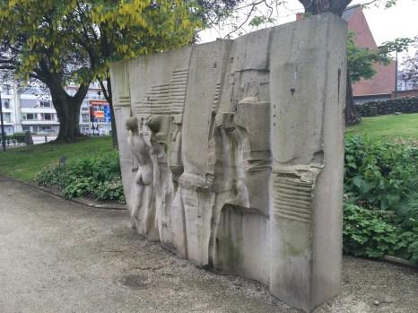 A bit of modern art in Tongeren