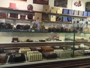 When in Belgium one must chocolate