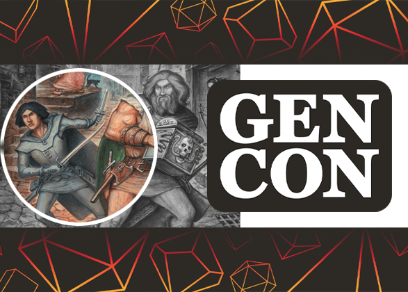 Gen Con 2019: Team Tournament Results – Day Two|Goodman Games