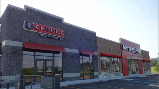 Chipotle And Mattress Firm