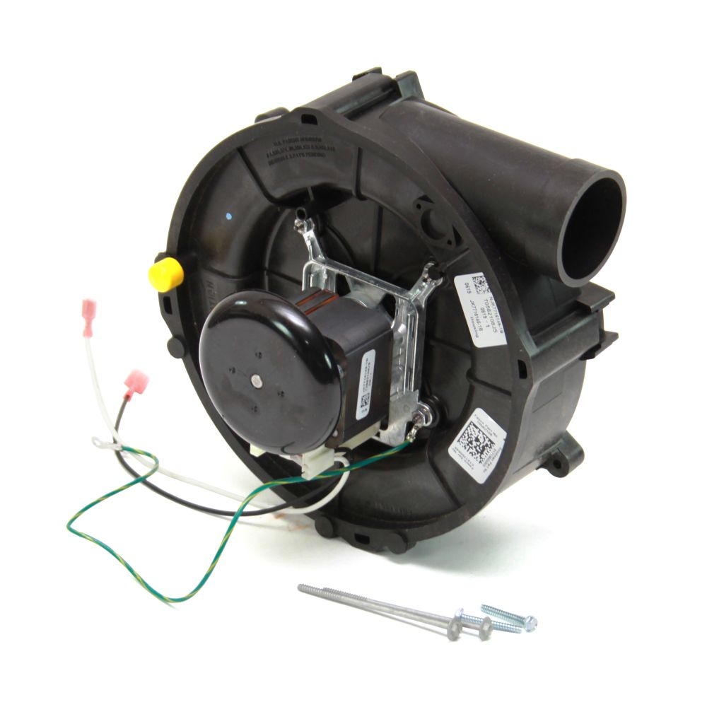 hight resolution of this 0171m00000s inducer motor is a guaranteed genuine goodman oem replacement for several goodman amana and janitrol units all of our parts are shipped