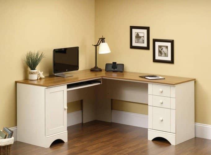 30 Desain Meja Komputer Unik dan Nyaman Dan Cara