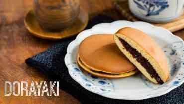 Dorayaki Makanan Khas Jepang
