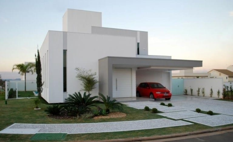 Desain Rumah Bergaya Minimalis Sederhana & 100+ Desain Rumah Minimalis Sederhana dan Modern Terbaru Inspirasi ...