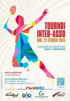 Tournoi inter-asso février 2016