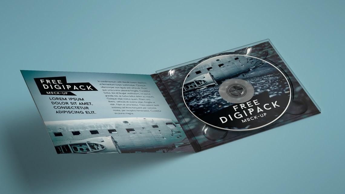 Download Free CD / DVD Disc Case Packaging Mockup PSD - Good Mockups