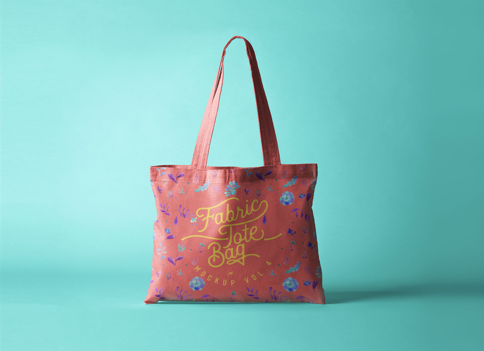 There are two psd files in zip archive. Free Fabric Tote Shopping Bag Mockup Psd Good Mockups