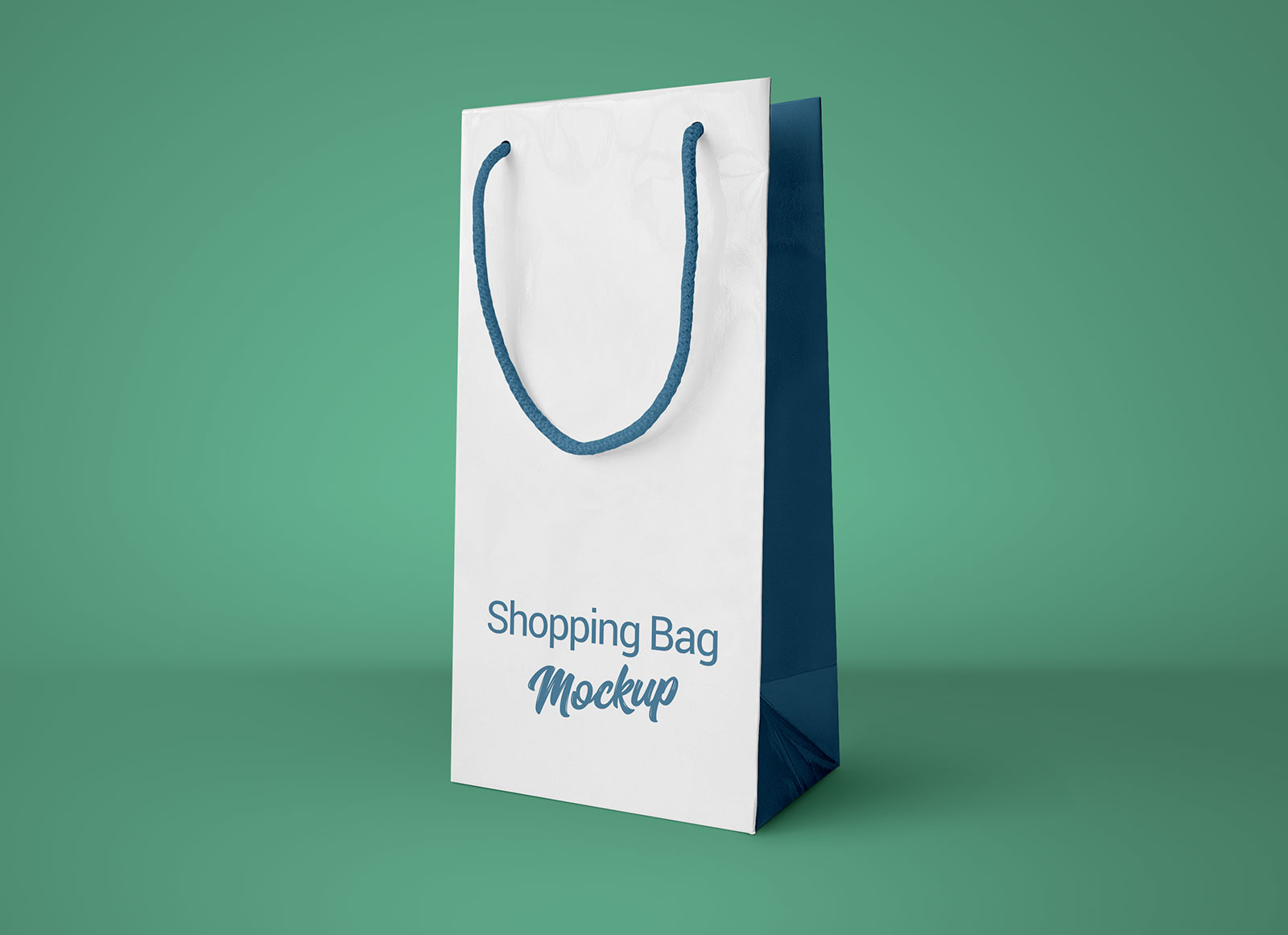 Simple edit with smart layers. Free Simple Paper Shopping Bag Mockup Psd Good Mockups