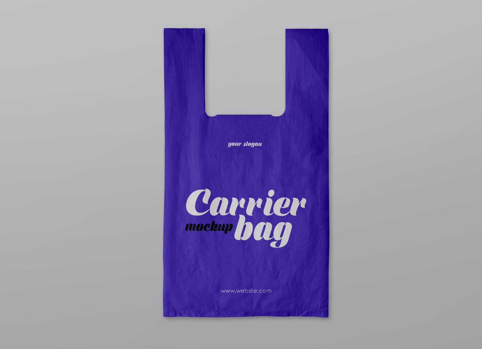 Amaze your fellow designers and add your own design into this clean mockup. Free Plastic Shopping Carrier Bag Mockup Psd Set Good Mockups