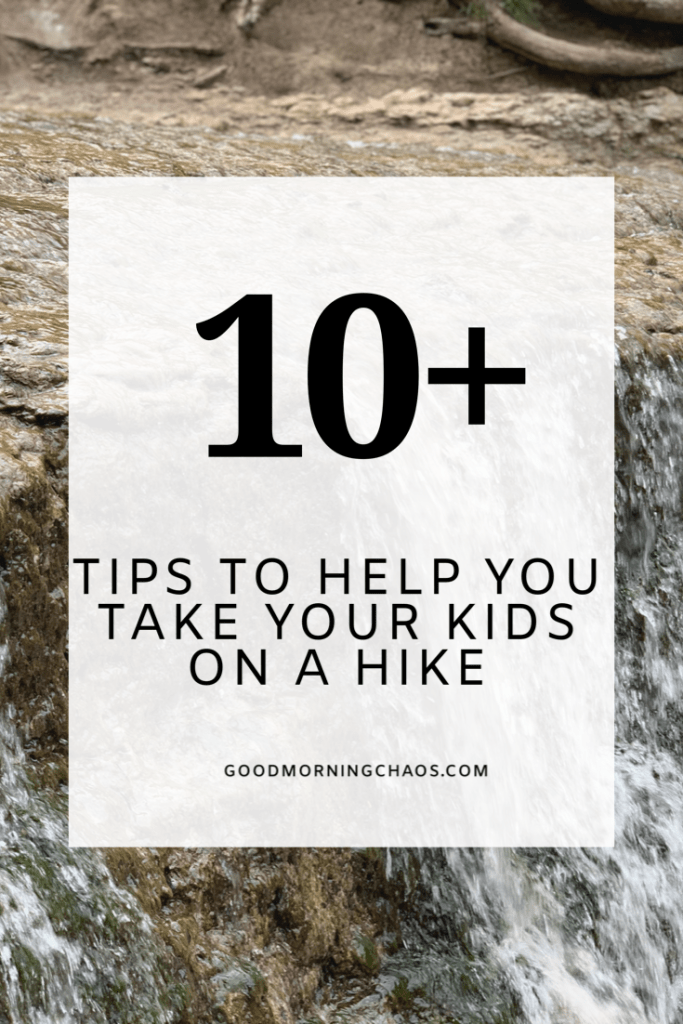 10 tips for taking your Kids hiking