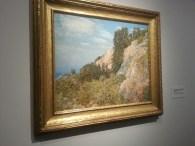 Childe Hassam, The Laurel in the Ledges, Appledore, 1895, North Carolina Museum of Art,