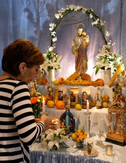 Saint Joseph's Day Groppo Family -12 copyright Kim Smith
