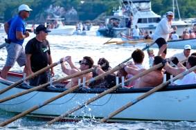 Saturday Men's Seine Boat Race -2 2017 copyright Kim Smith
