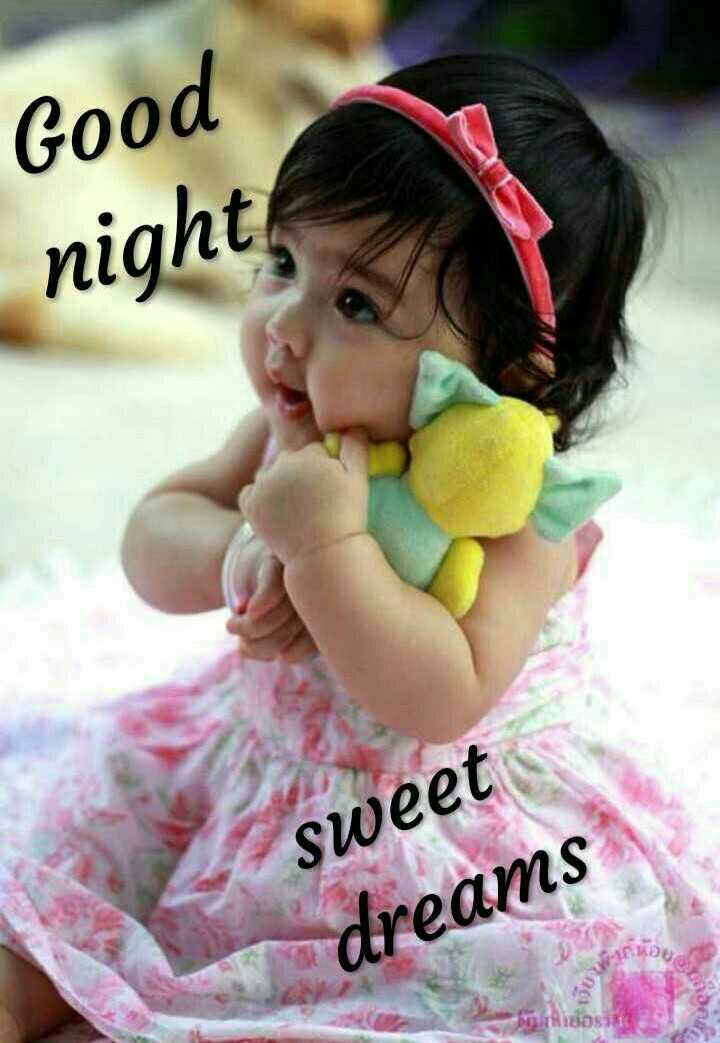 33 Very Cute Good Night Baby Images Download ? With Baby