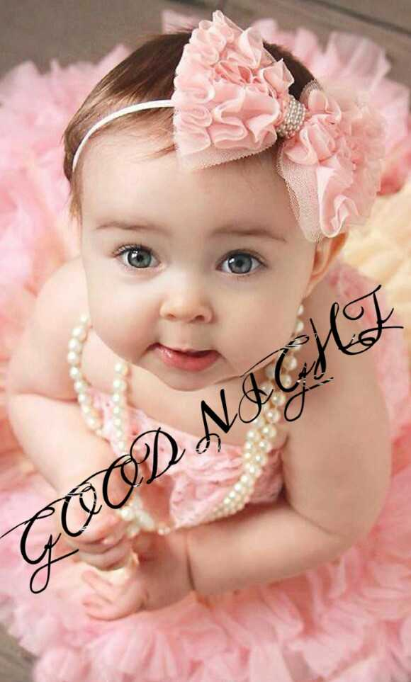 Cute Baby Good Night Images Free Download : night, images, download, Beautiful, Night, Images, Photos, Download, Morning