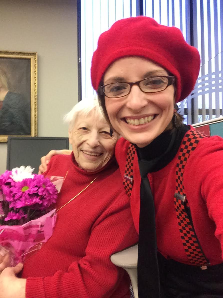 The Great Nana we adore!