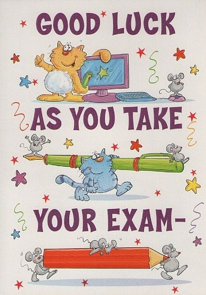 Funny Good Luck Messages For Exams : funny, messages, exams, Quotes:, Quotes, Exams