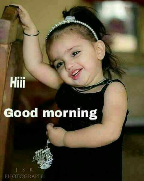 Baby Pictures Saying Good Morning : pictures, saying, morning, Saying, Morning, Images, Viewer