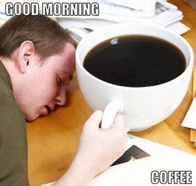 funny black good morning memes