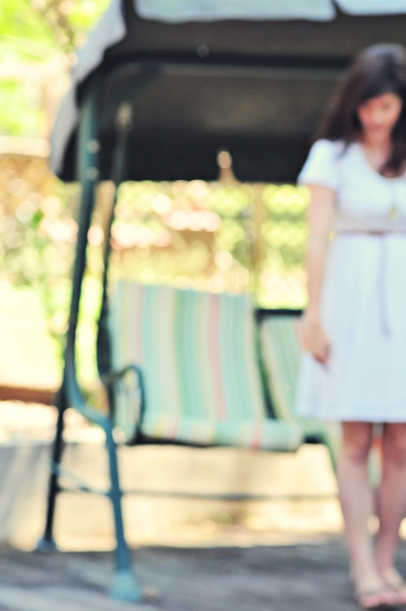 White Eyelet Dress (3)