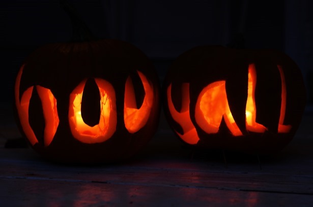 Yall pumpkins