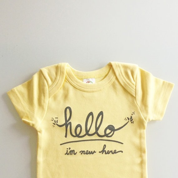 personalize your baby's birth