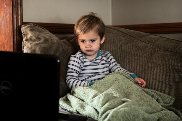 Sick Toddder Blog