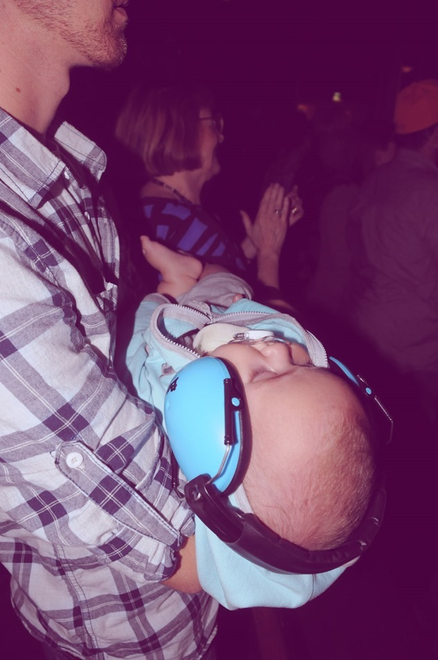 Baby-at-Concert