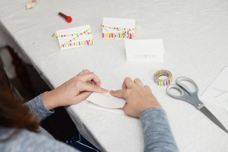 Glitter Placecard diy (3)
