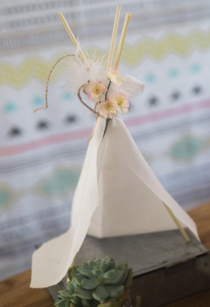 crafts teepee
