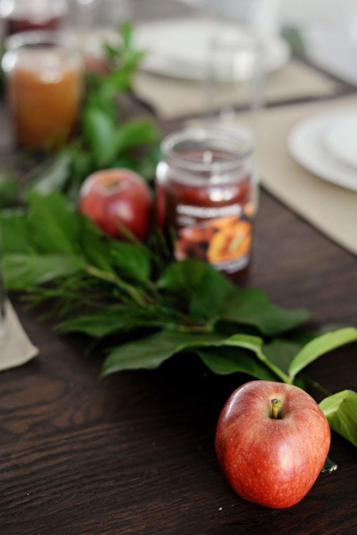 DIY table garland (1)