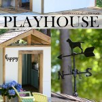 DIY Farmhouse Style Playhouse Plans (Part 3 of 3)