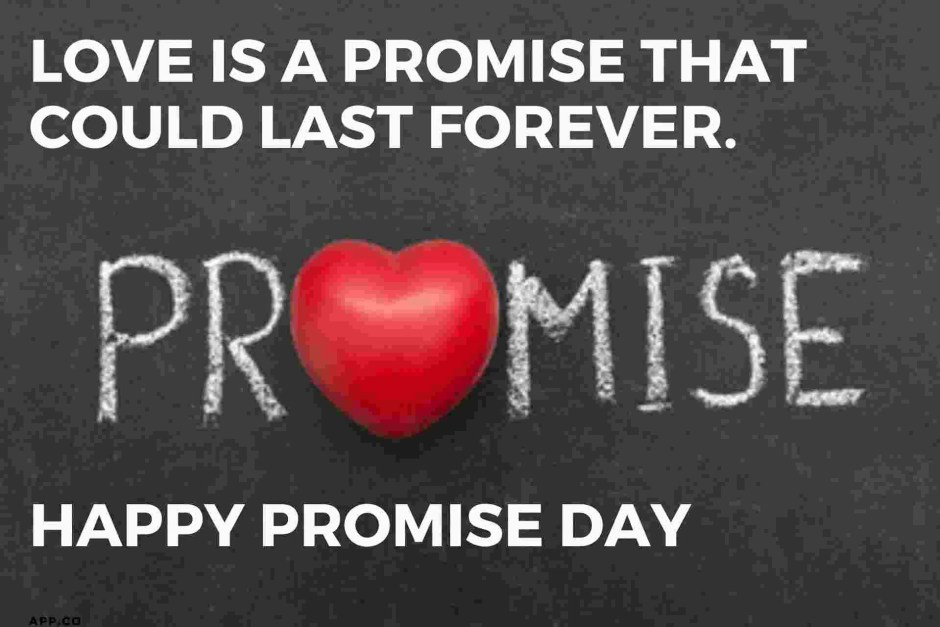 Best Happy Promise Day Image 6