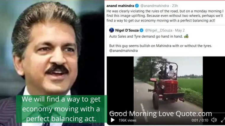 Best Motivational and Inspirational Anand Mahindra Quotes Image 4