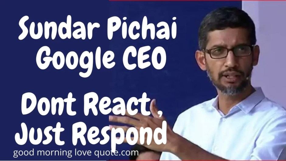 Best Motivational Sundar Pichai Quotes on Life Image 7