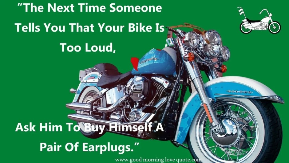 Inspirational Harley Davidson Quotes