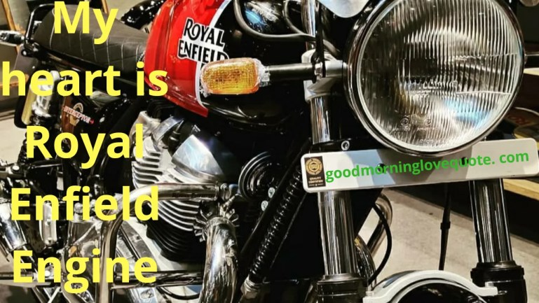 Best Royal enfield bike quotes