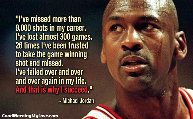 Good Morning Thoughts With Images_Michael Jordan
