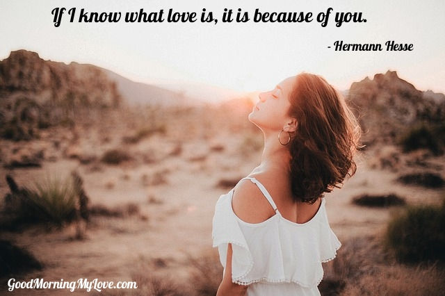 Romantic Love Quotes Her Inspiration Romantic & Sweet Good Morning Quotes For Her