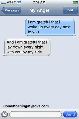 Good Morning Love Messages_Good Morning sms text message 1