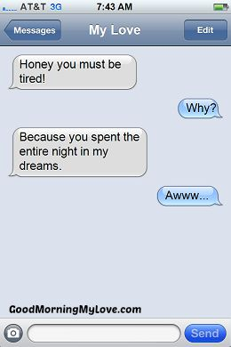 Love Sms Quotes For Her Extraordinary Good Morning My Love Images Messages