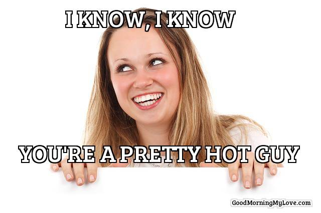 Good Morning Flirty Meme : Good morning memes for her him friends funny