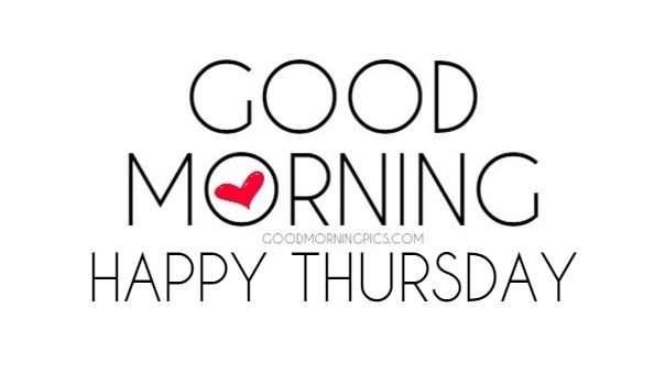 Good Thursday Morning Prayer
