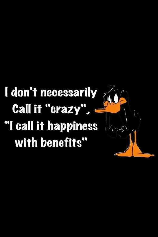 Quotes About Being Silly And Enjoying Life : quotes, about, being, silly, enjoying, Crazy, Quotes, About, Images, Morning, Quote