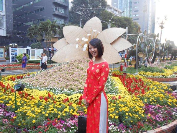 Tet in Saigon 2014
