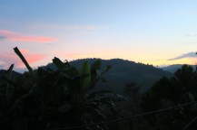 Sunset in Kalaw
