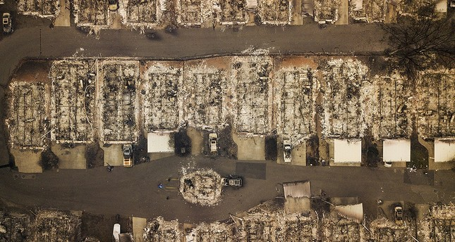 Number of Missing in California Wildfire Jumps to 631, While