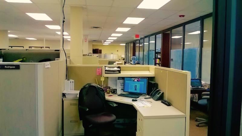 travail usa, travailler usa, open space usa,